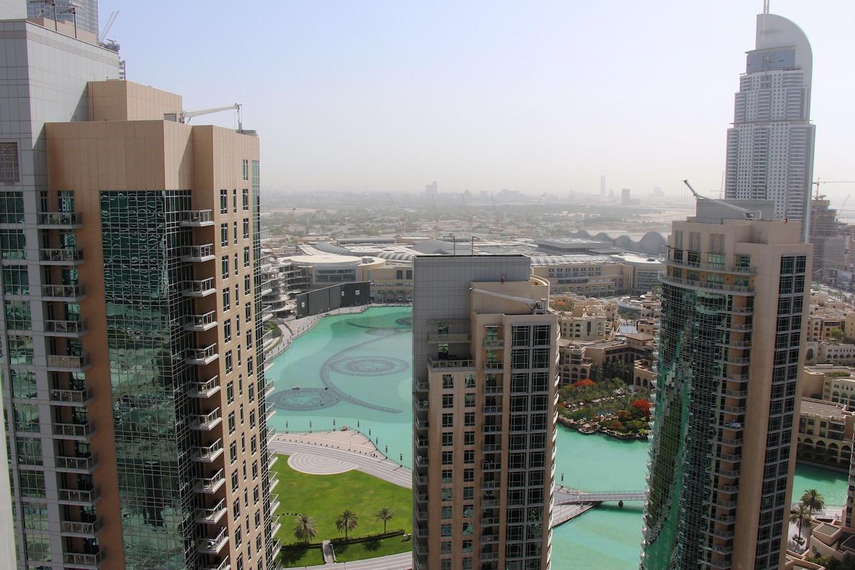 Luxury 1BD Downtown Dubai Apartment