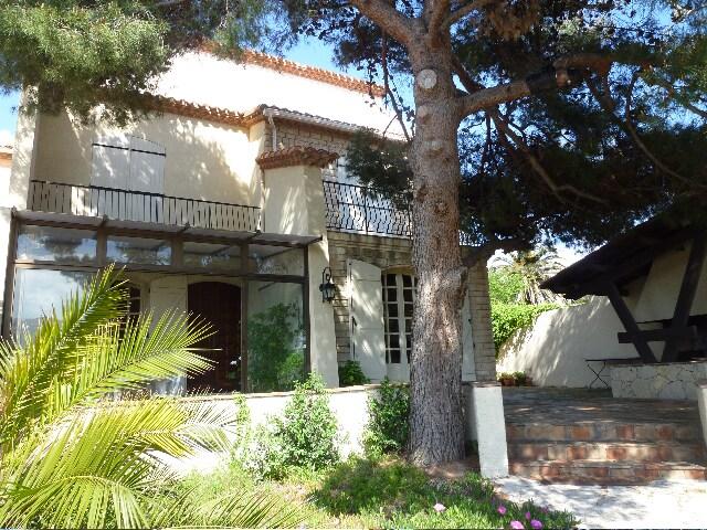 Villa 4 chambres proche de la plage