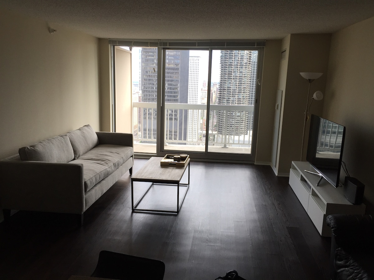 Luxury 1br Apartment in River North