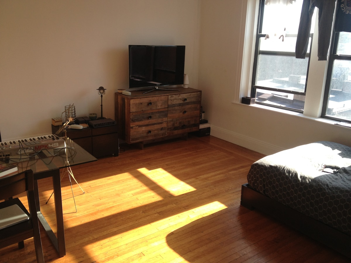 Spacious Apt Overlooking FenwayPark