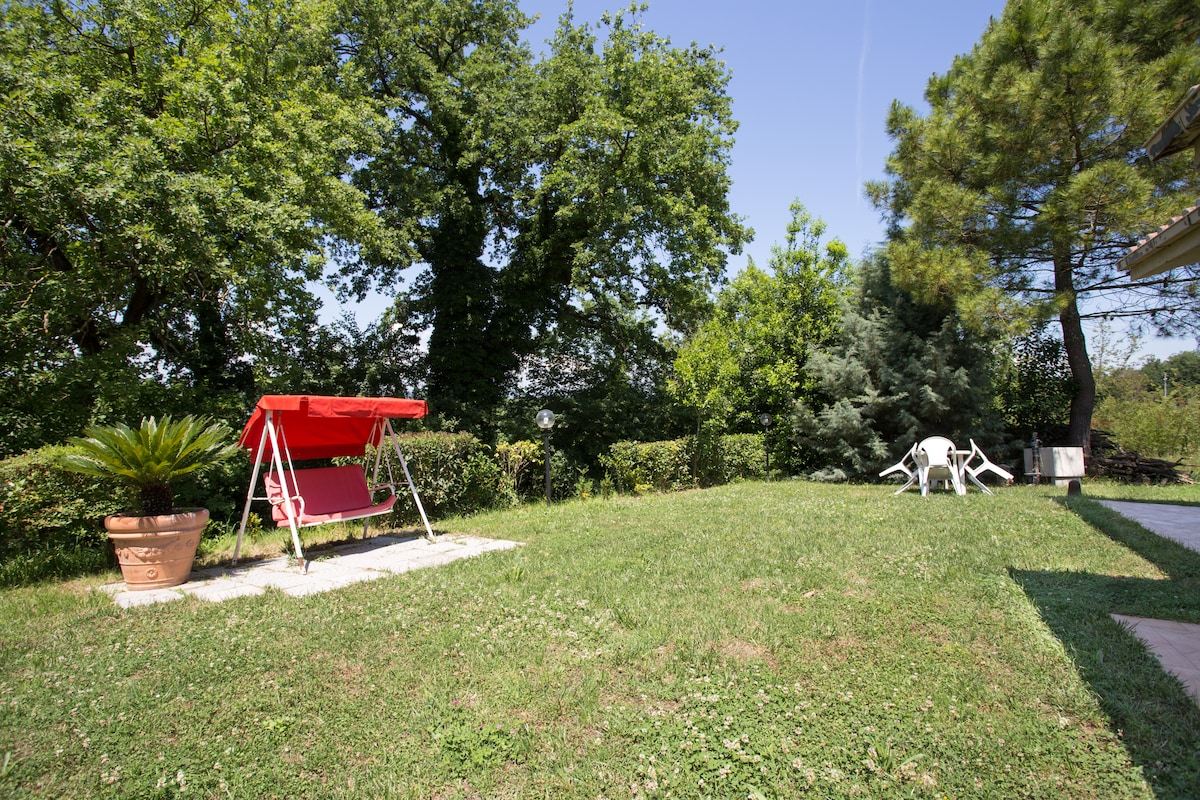 Apartment  in umbrian countryside