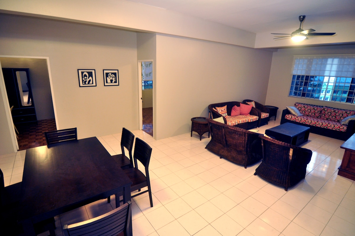 Cosy Apartment in Kuching
