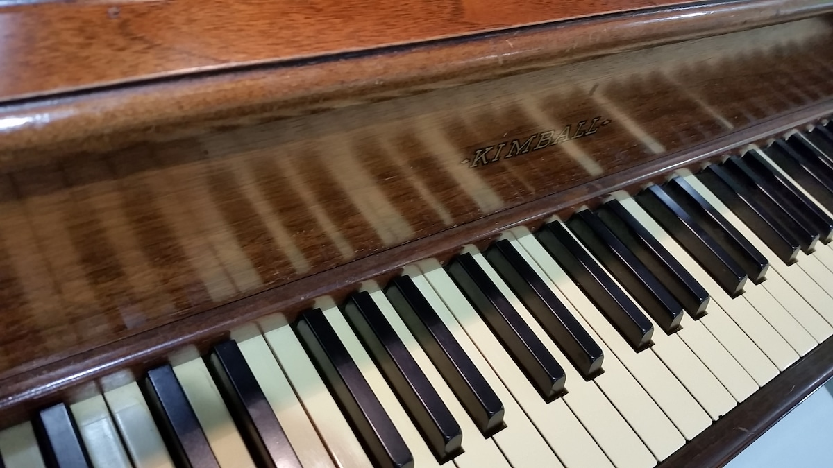 Tickle some ivories