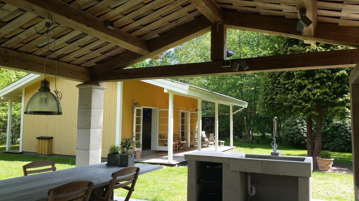 Hyggeligt gæstehus i skønne Rørvig