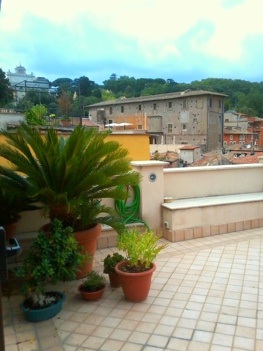 Trastevere Magic View (On RoOfToP!)