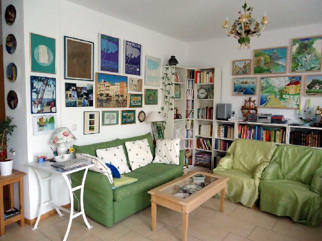 Wunderschöne Wohnung im Grünen