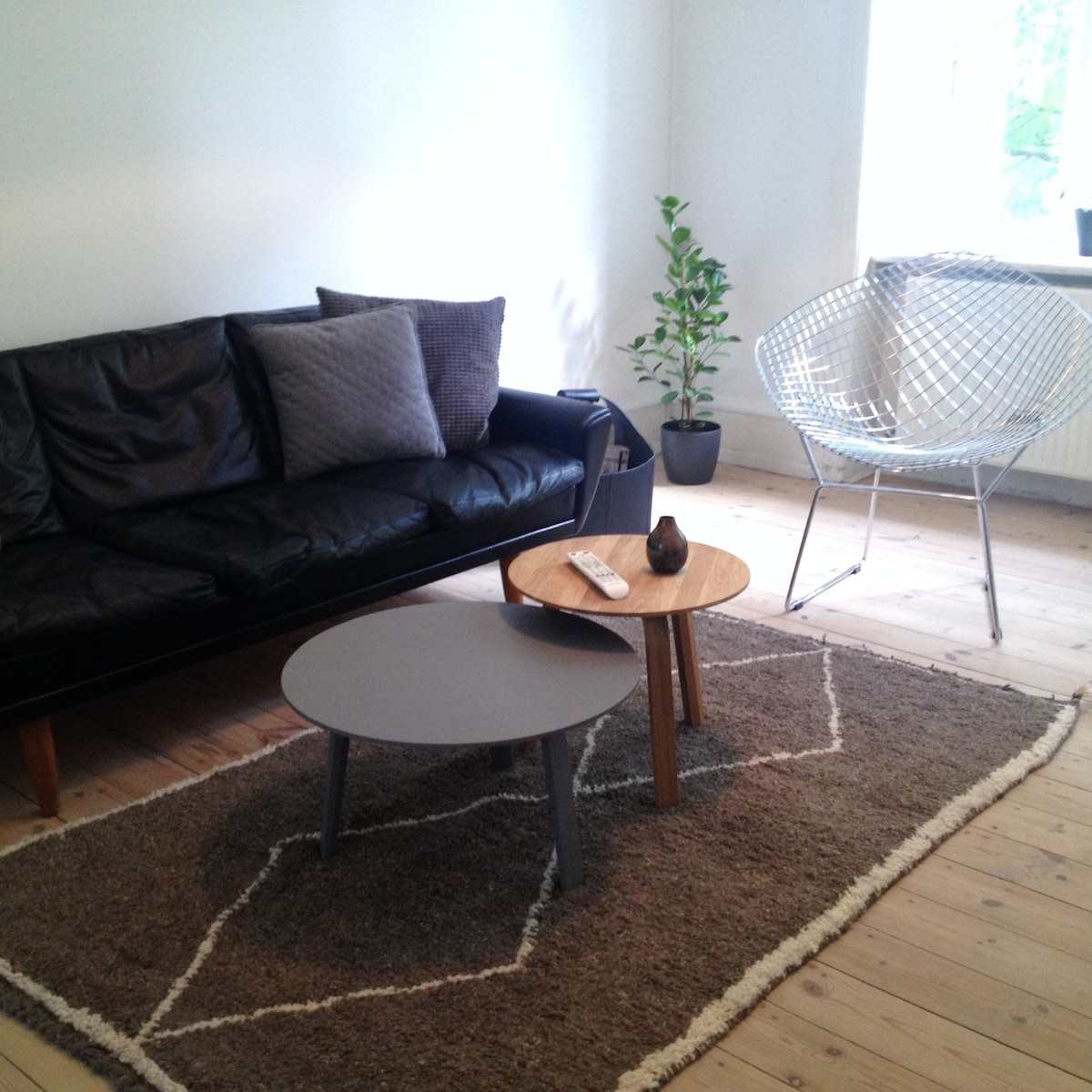 Beautiful Frederiksberg apartment