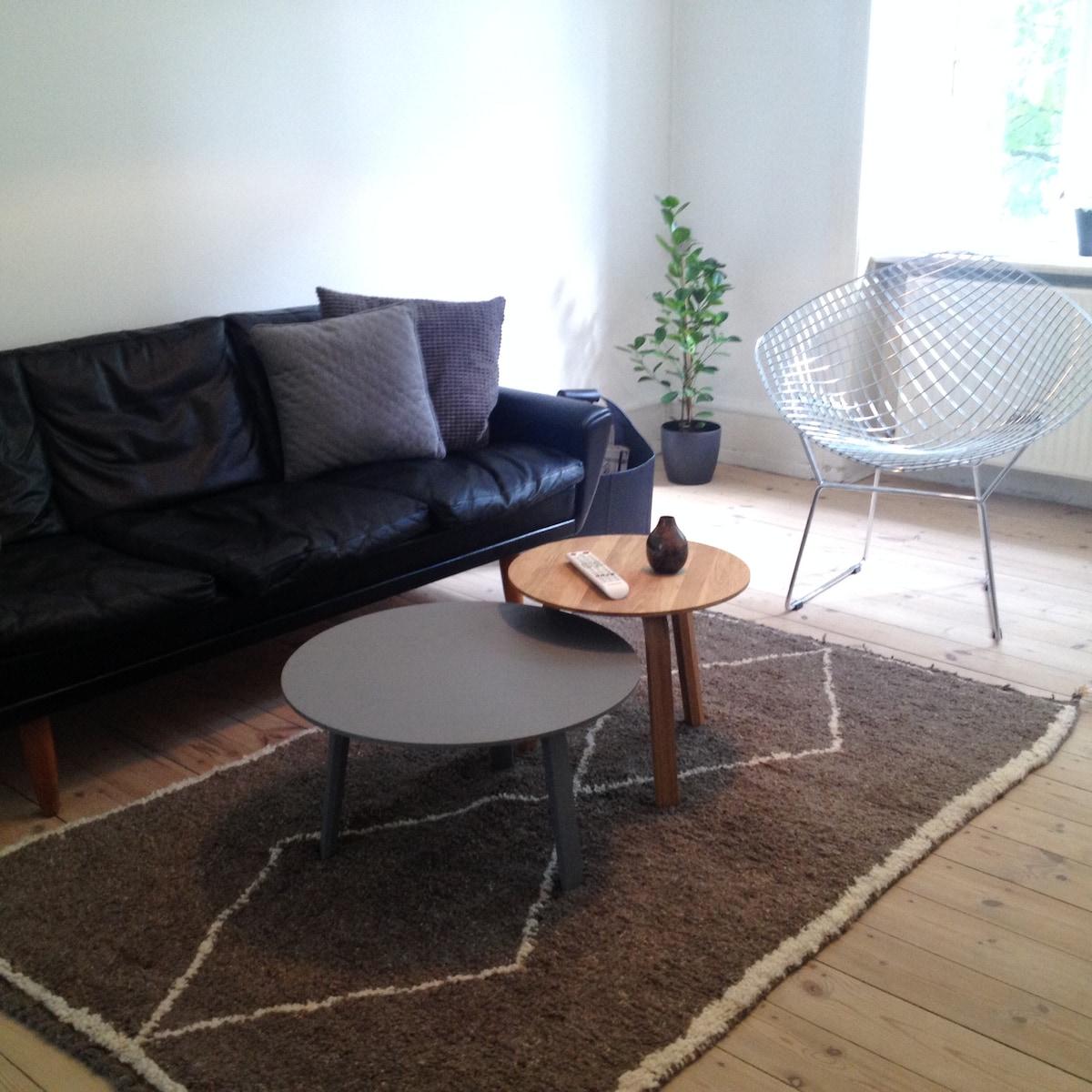 Beautiful Frederiksberg apartment