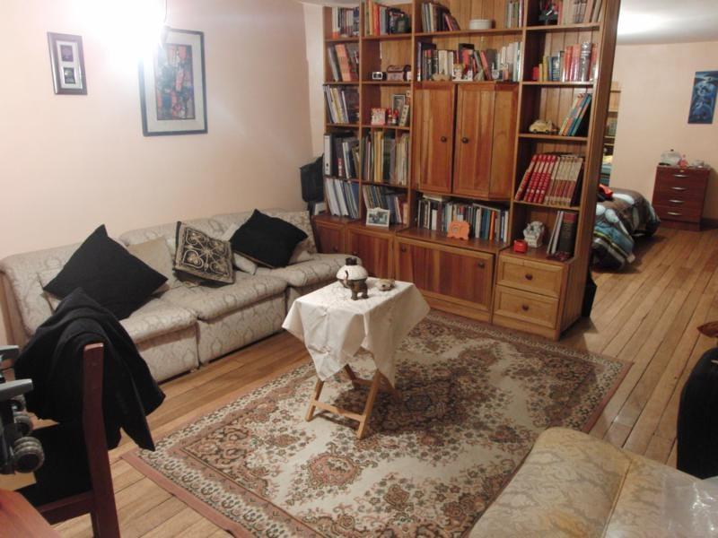 Livingroom in the apartment