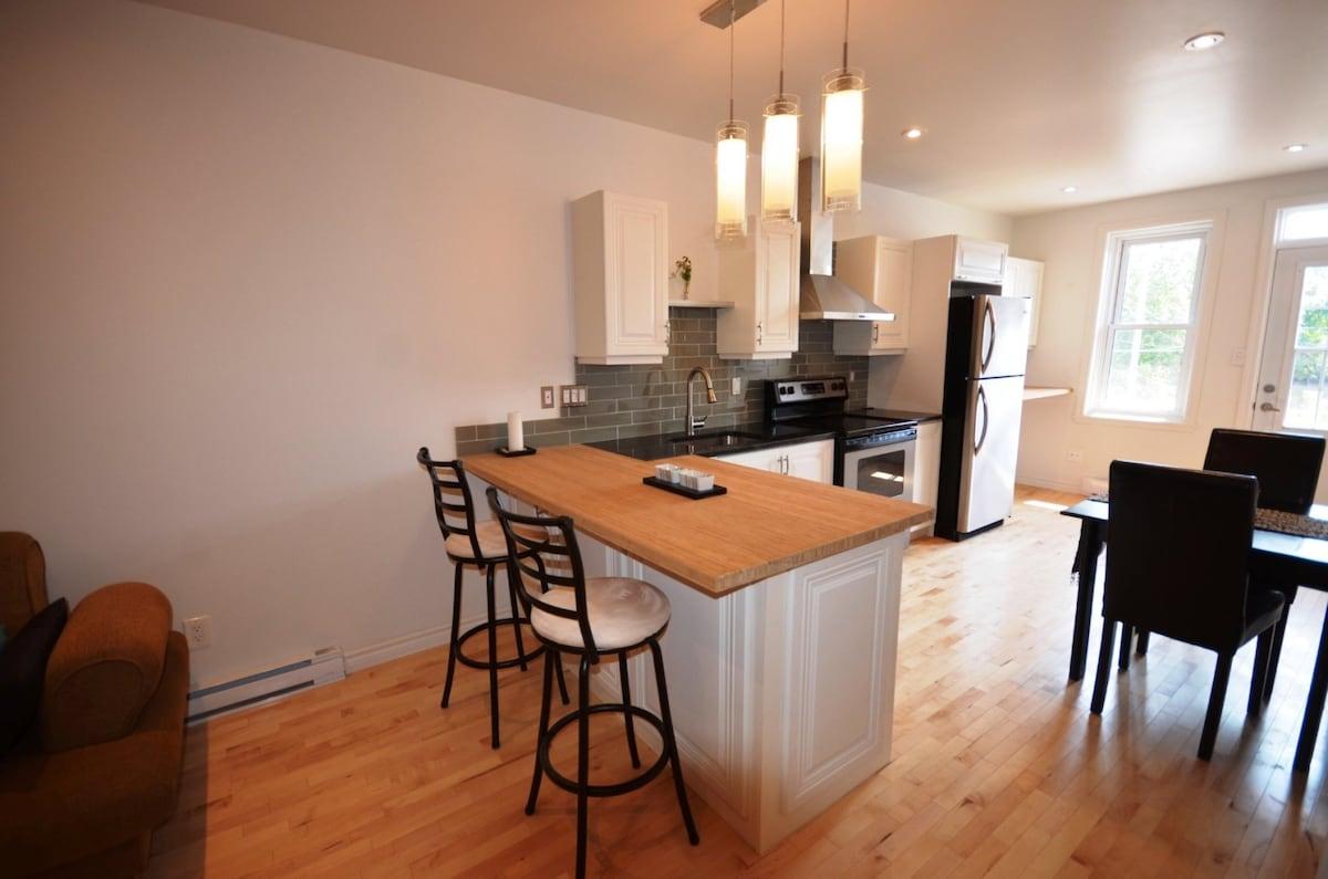 Modern Apartment, Heart of Montréal