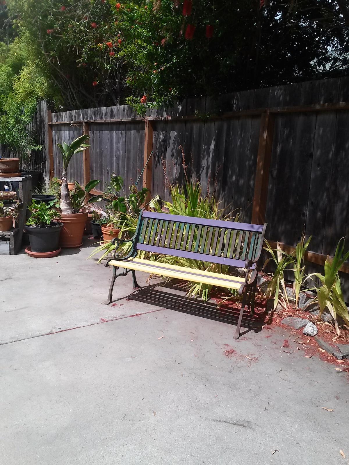 Welcome to Santa Cruz... peaceful & serene