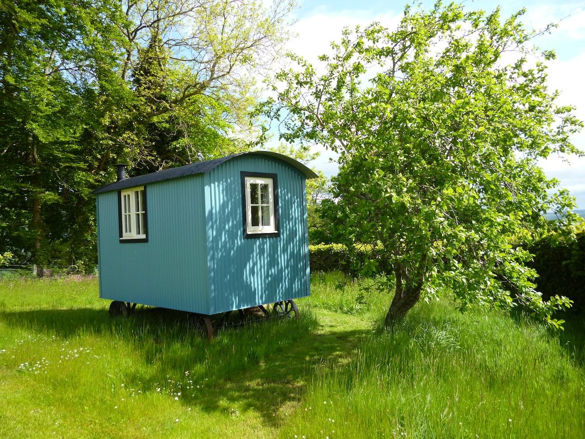 The Shepherd's Hut at Knockbain
