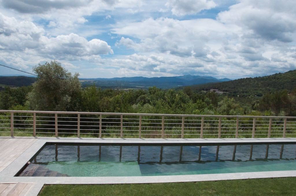 Maison rurale avec piscine