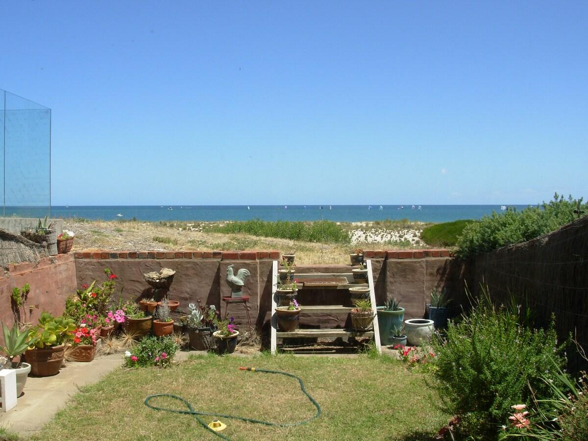 Beach views at West Beach