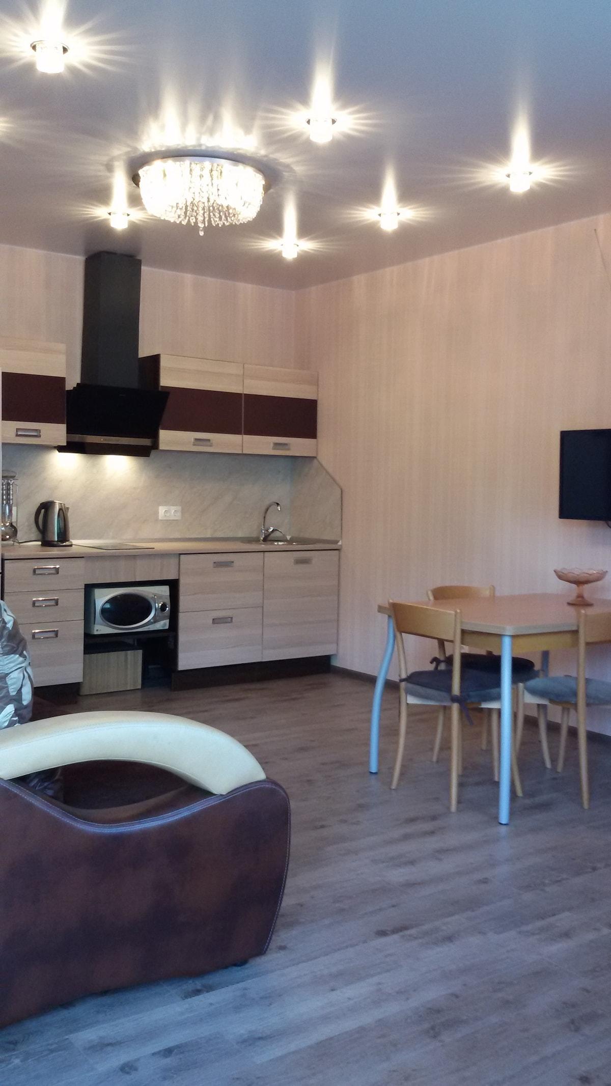 Квартира рядом с парком Ривьера