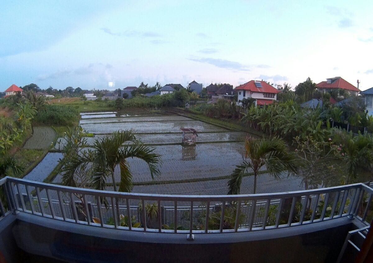 Exclusive room, Ricefield view&Pool