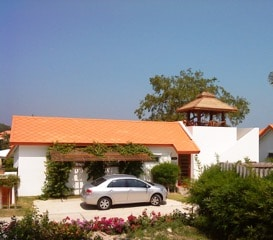 Beautiful villa in Hua Hin