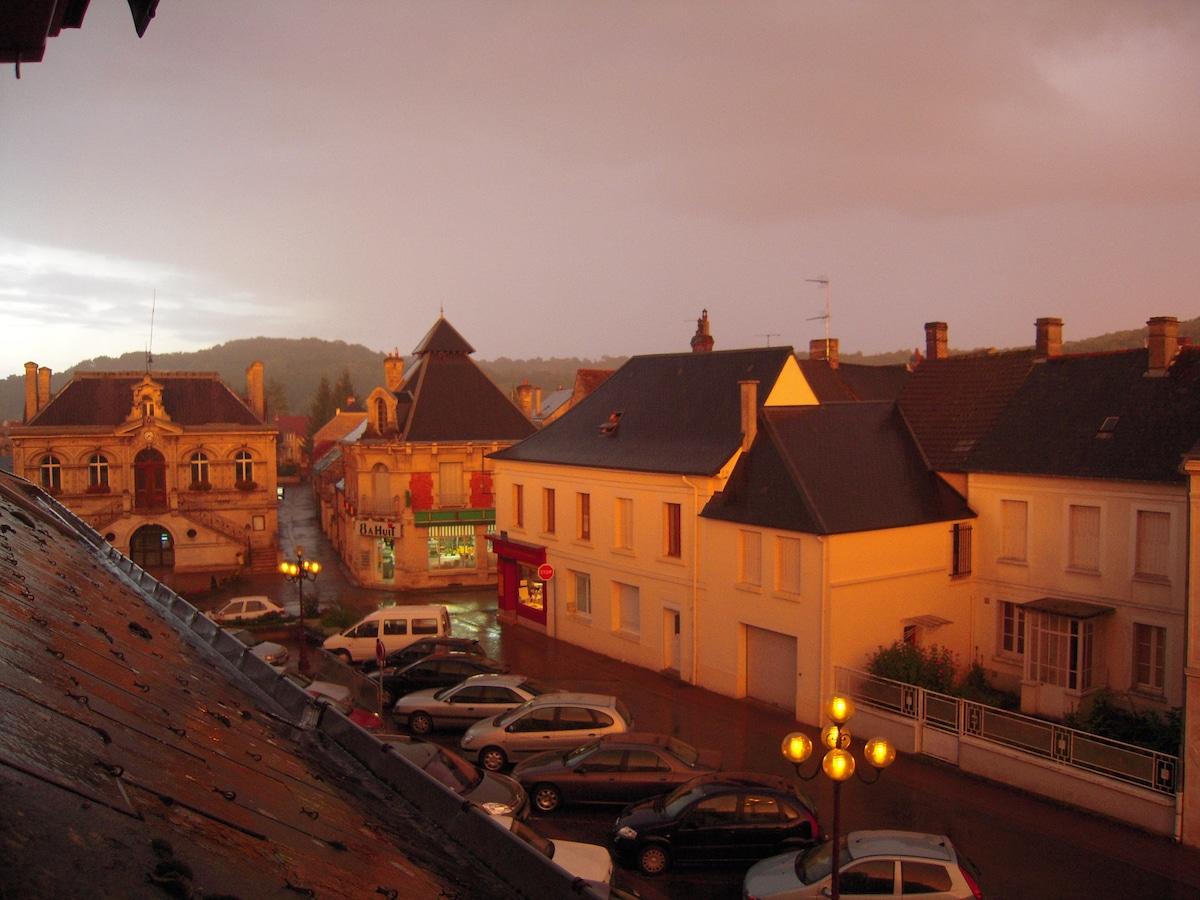 Une étape cosy en Picardie!