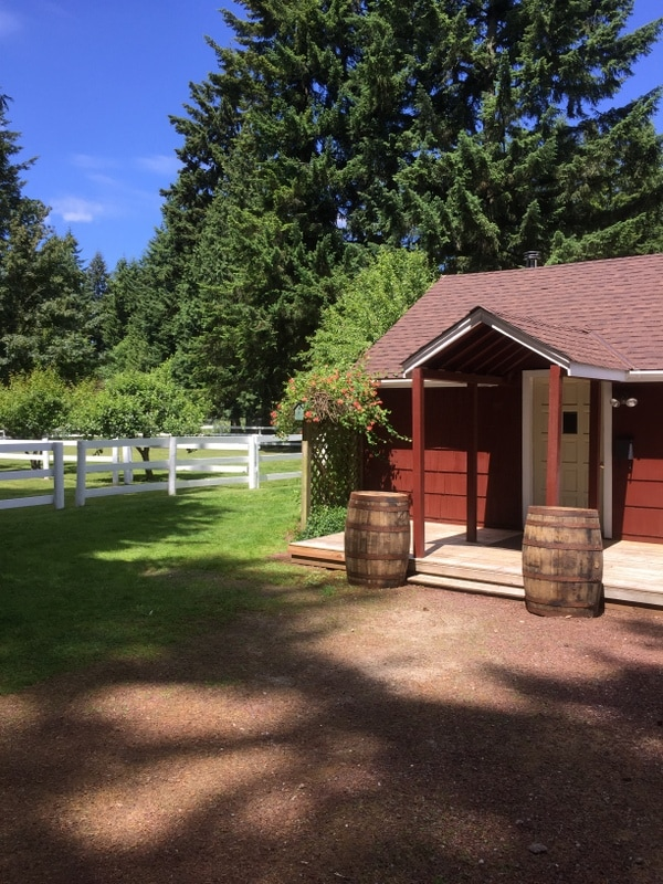 Bed and Breakfast, Woodinville, WA