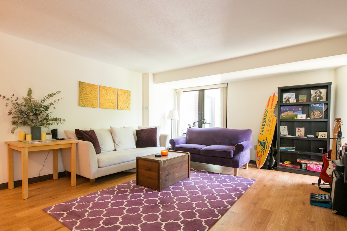 Private room in Downtown Pvd!