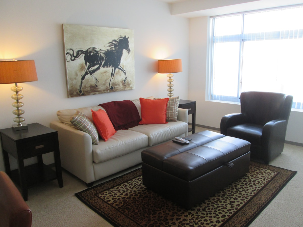 Lux Furnished Kendall Square 2BR