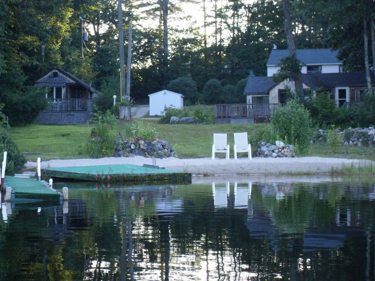 Two bedroom Cottage on Quiet Lake