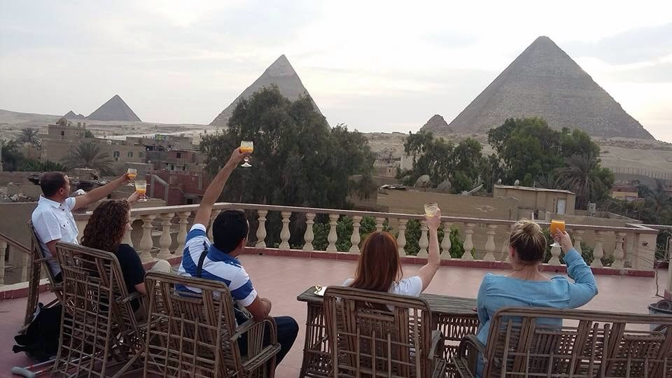 Pyramids View Apartment 40 $/Night