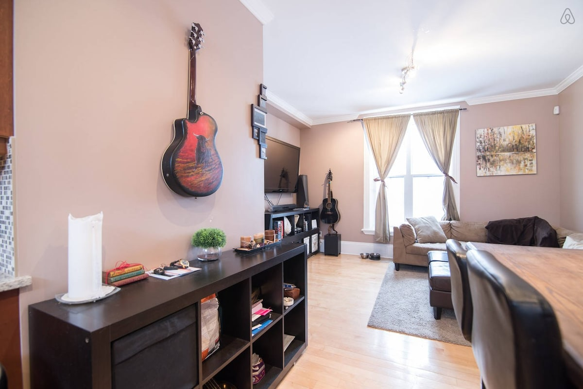 Amazing Bedroom/Byward Market Area