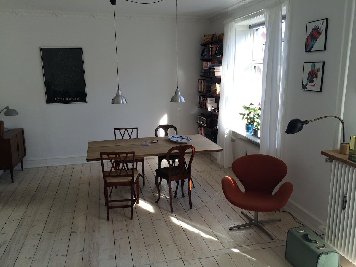 Cosy centrally located apartment