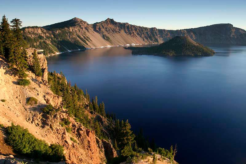 Breathtaking Crater Lake and many hiking trails. Klamath Falls is known as the gateway to the world famous Crater Lake-deepest in the US,  7th deepest in the world.