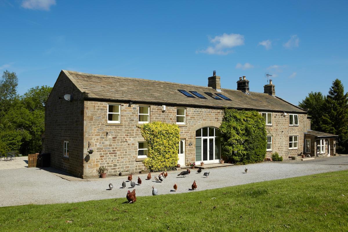 Beautiful Nidderdale Cottage