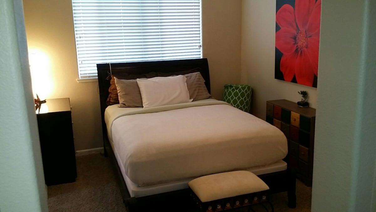 Master Bedroom - CLEAN & near Napa