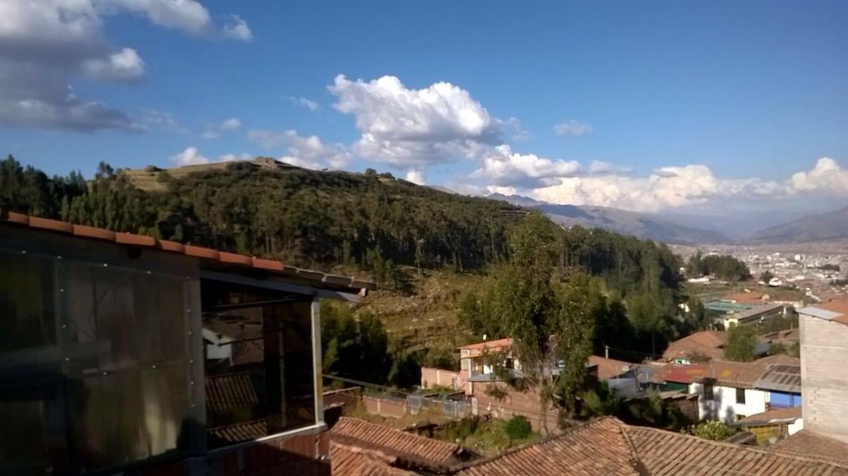 Noah's Cave Apartment in Cusco Peru