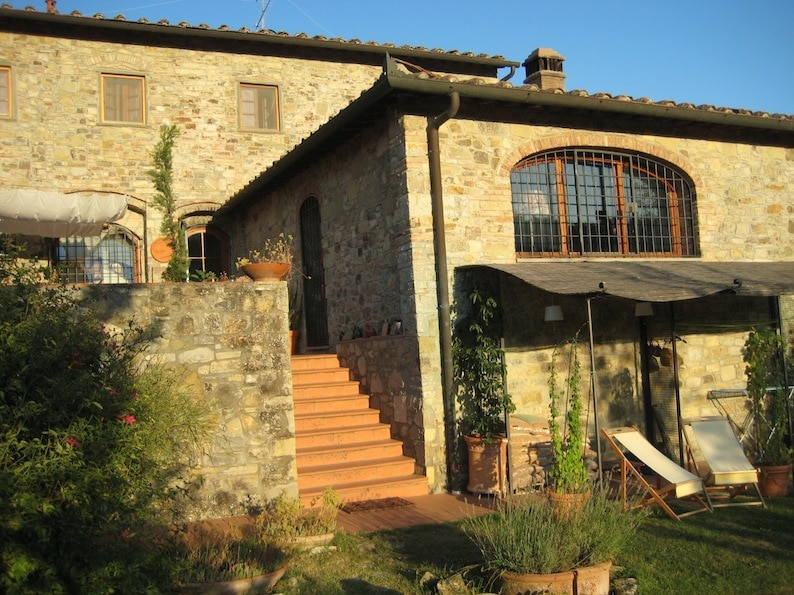 Welcome at home in Chianti