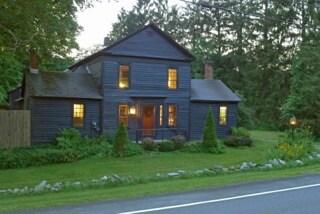 Austerlitz Old House