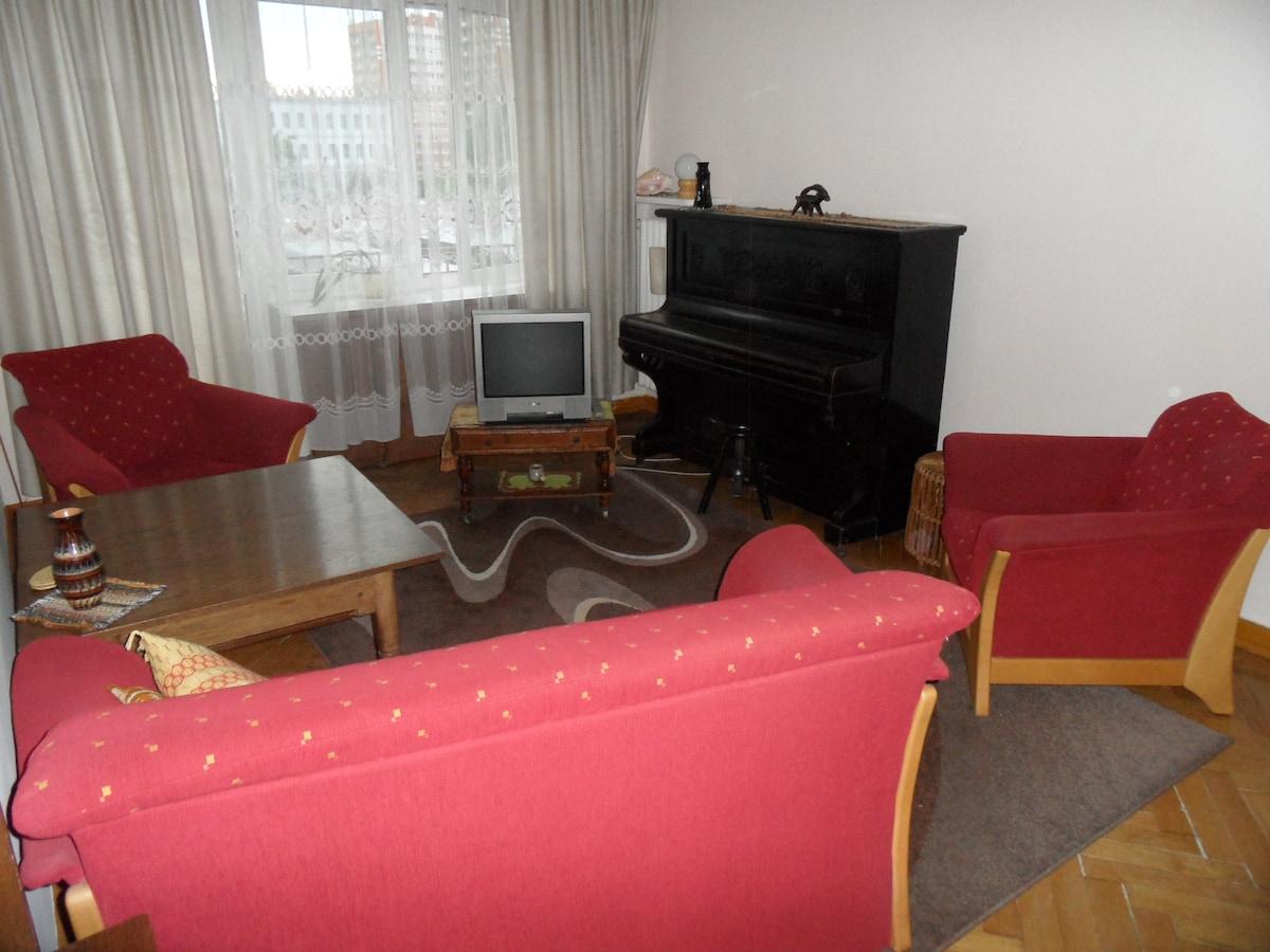Dwupokojowe mieszkanie/2 room Apt