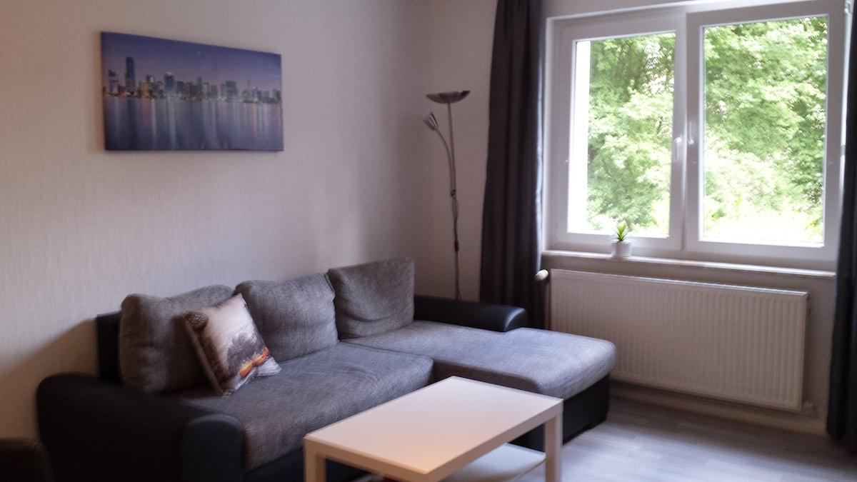 Moderne 2 Zimmer-Wohnung