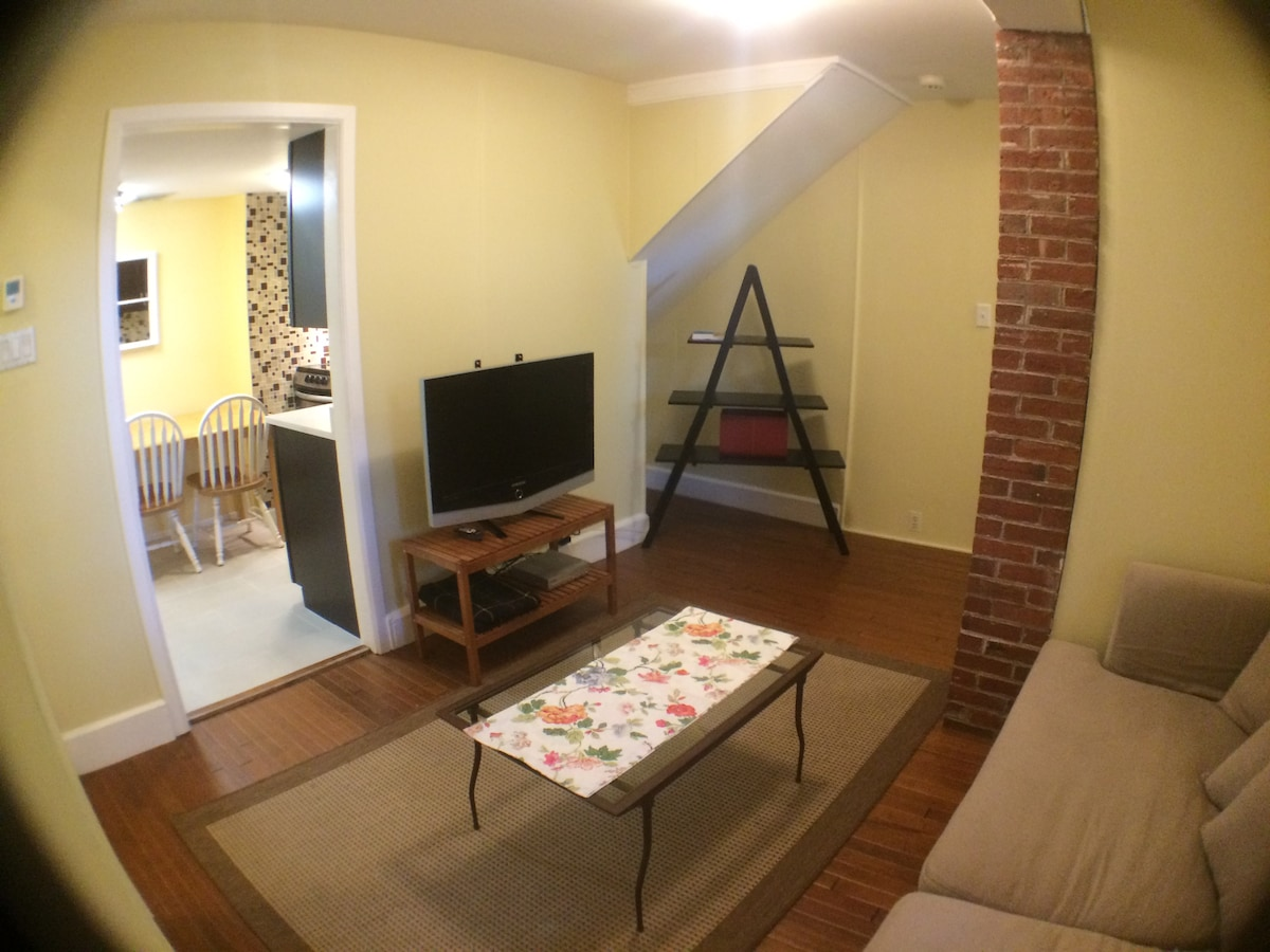 New, Entire Apartment near All!