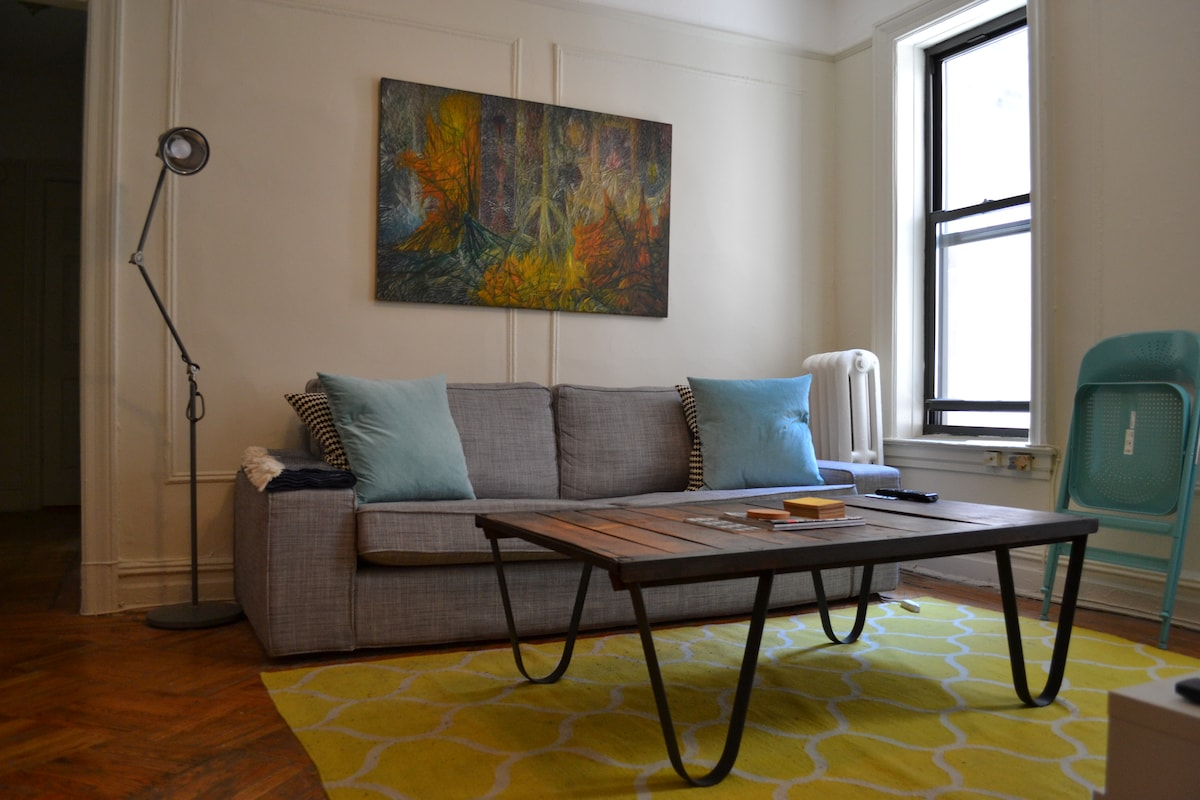 Park Slope Brooklyn dream getaway