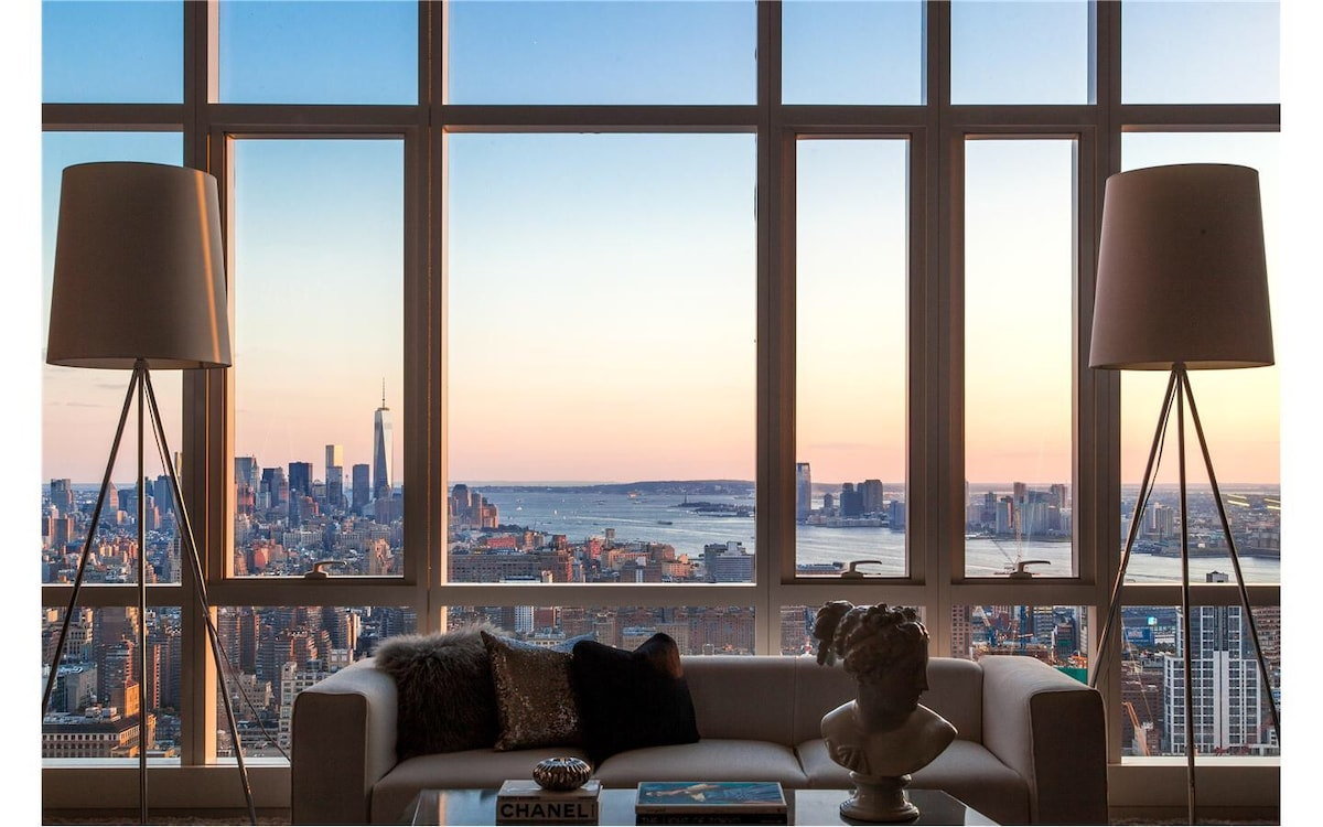 Midtown Ultra Luxe City/River Views