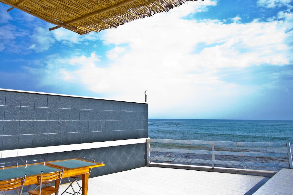 Beach Villa near Rome Wi Fi