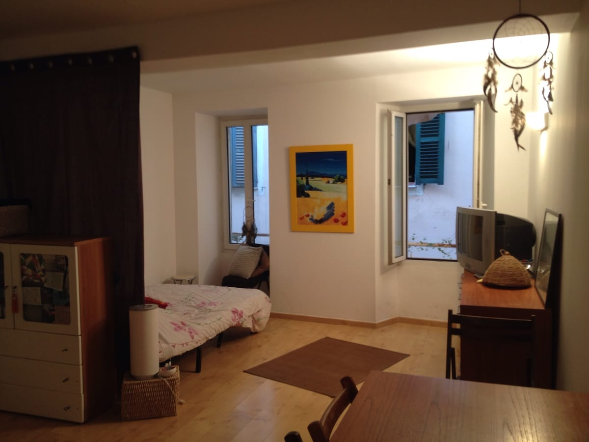 Cute flat in the heart of the city