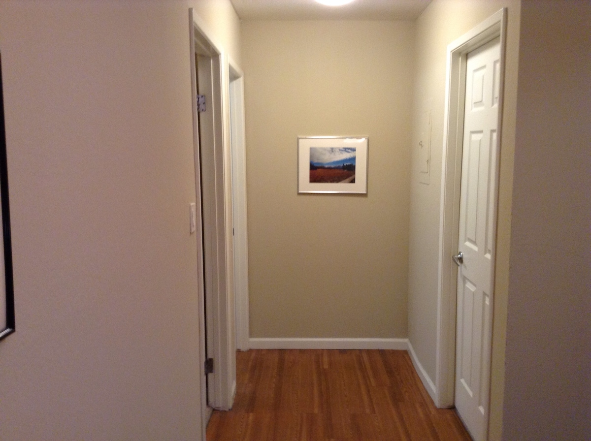 Beautiful 1 bedroom with pool & spa