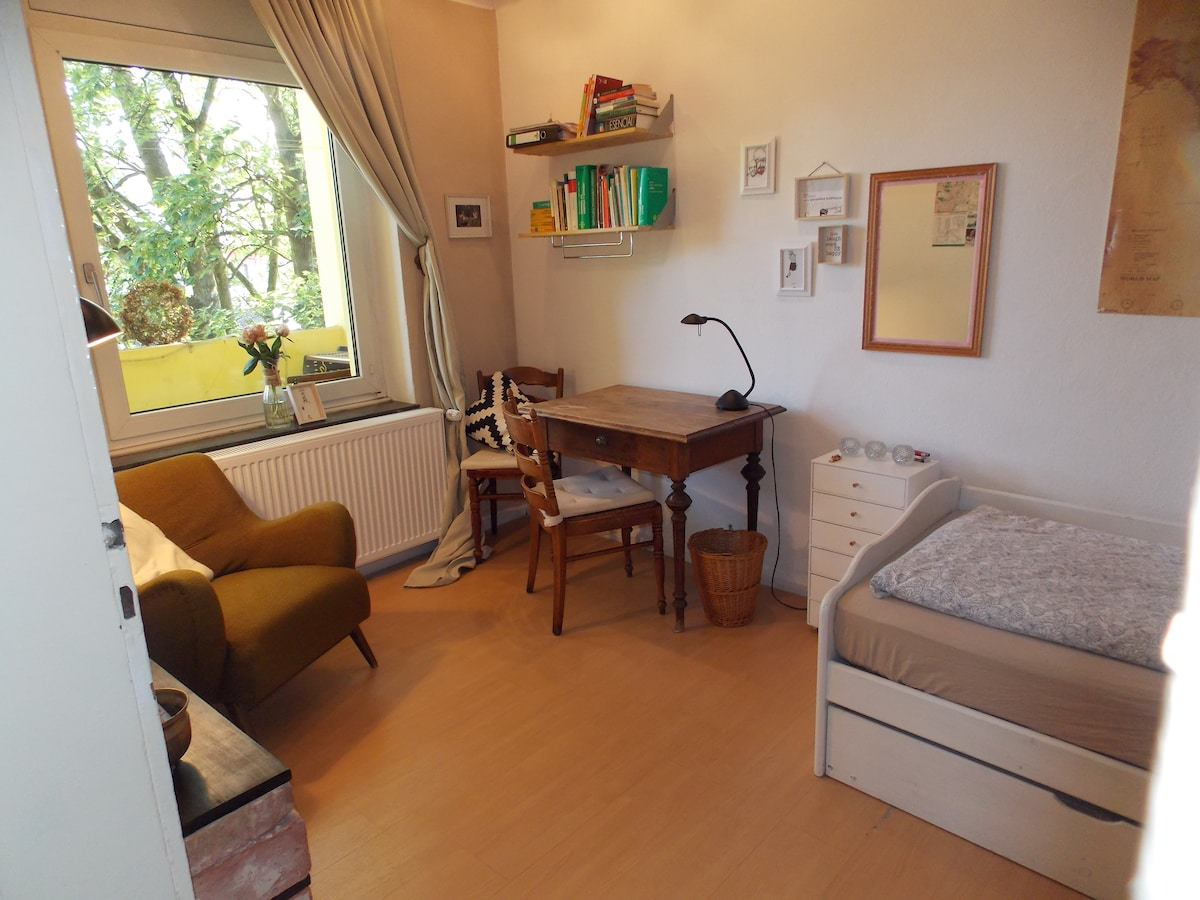 Cozy room in the Ruhrgebiet