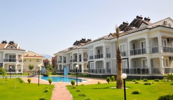 884 Apartment for rent in Fethiye.