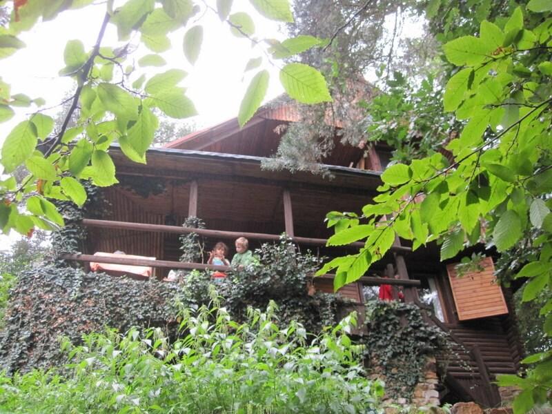 Log Cabin - 45min from Prague
