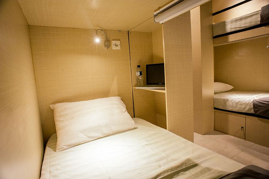 Bed Plus Hostel Backpackers
