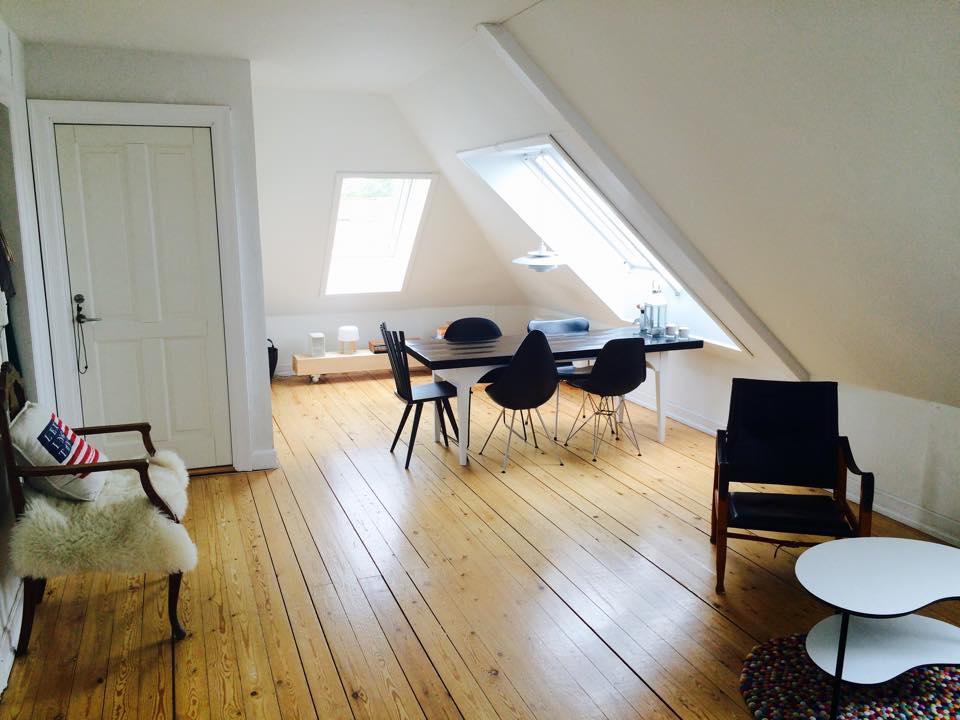 Lovely bright apartment - Hellerup