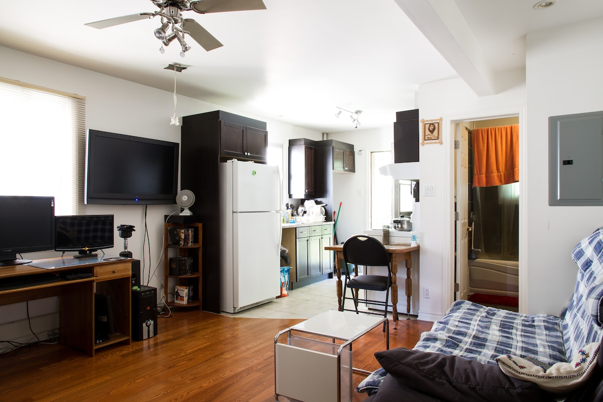 Share apartment Montreal Private R