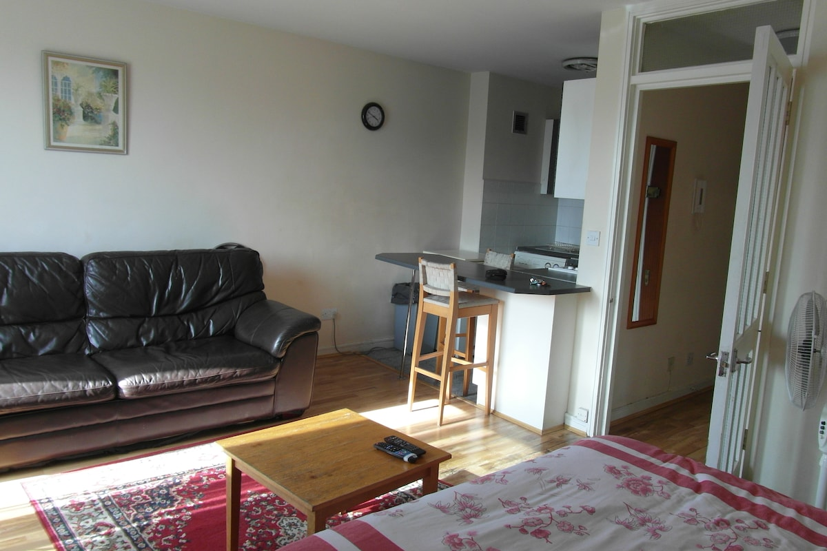 Large STUDIO in central London 8